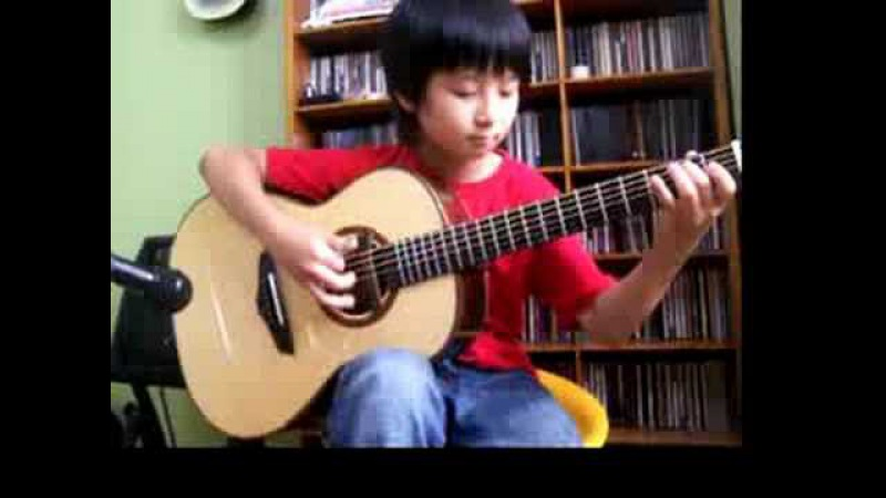 (T.Tikaram) Twist In My Sobriety - Sungha Jung