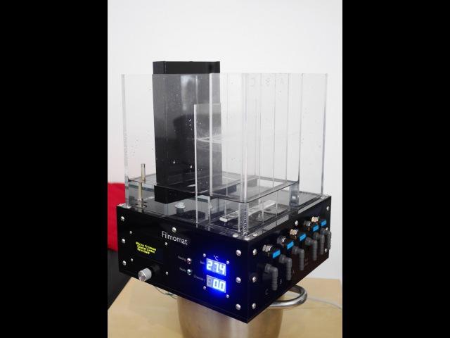 Filmomat Automatic color film processor