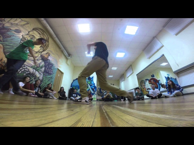 Фаиль Зверюга vs Паша ака рвет в клочья/ 1 круг /Dance Centre Level Up HIP-HOP BATTLE