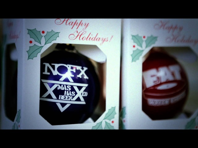 NOFX Xmas Has Been X'ed Official Video