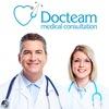 Медицинские консультации и здоровье с Docteam