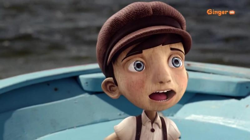 Пиноккио / Pinocchio (4-я серия) (2013) (семейный)