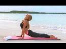 Йога для снятия стресса ♥ Расслабленная и успокаивающая флоу-йога для очищения разума. Stress Relief Yoga ♥ A Relaxed Calming Flow To Clear Your Mind