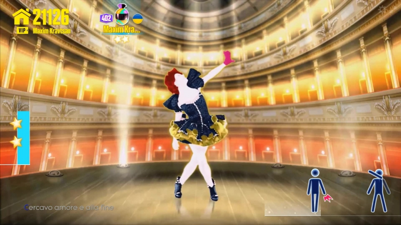 Just Dance Now - Cercavo Amore - 5*