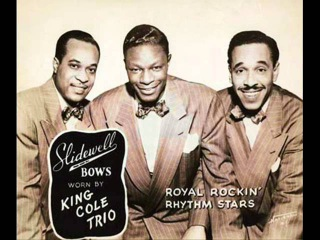 The King Cole Trio - Gee Baby, Ain't I Good To You