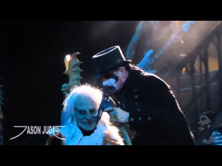 King Diamond - Welcome Home - LIVE San Antonio 13/11/15