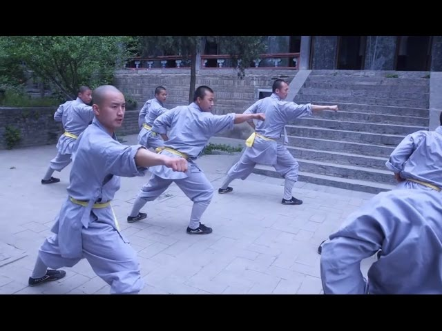 Китай. Шаолинь. Часть 2 🎥 За кадром 🌏 Моя Планета