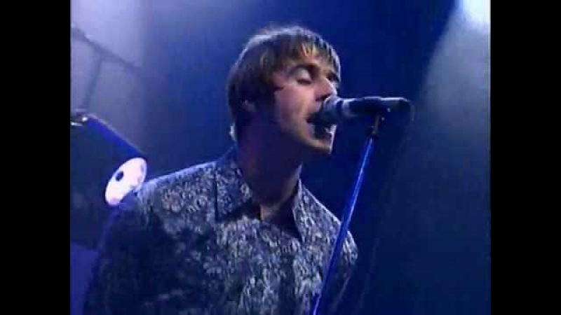 Oasis Supersonic Live at Earls Court 1995