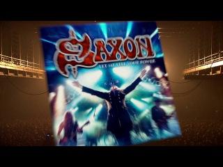 SAXON - Let Me Feel Your Power + Battering Ram - Trailer