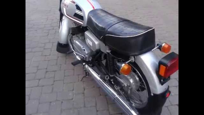 Jawa CZ 350 472.6 1989 12V