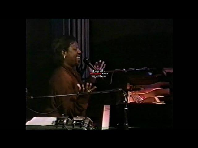 Richard Tee [ STROKIN' Live Video ] Steve Gadd ' 90