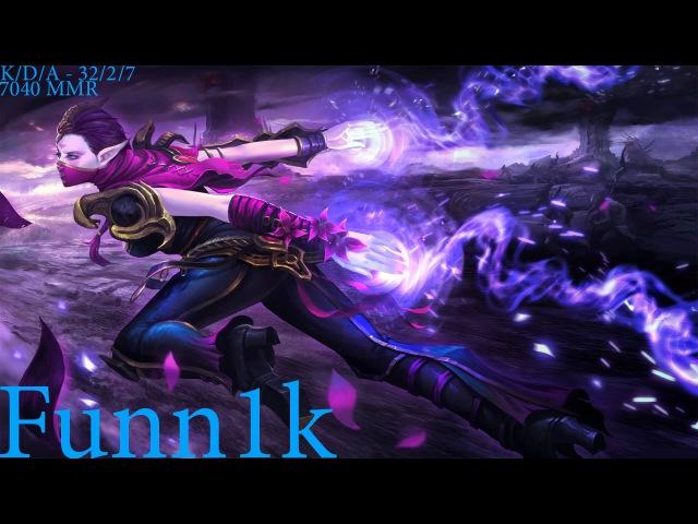 Funn1k - Templar Assassin vol.194 [Dota 2 MMR]