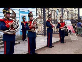 Катюша! Духовой оркестр Екатерининского дворца. Духовая музыка.