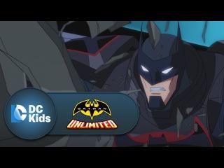 Batman Takes On Solomon Grundy | Batman Unlimited | Episode 2