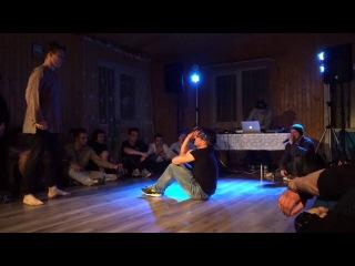 BELKA (ILLUSION OF EXIST) VS STUART (VINOTINTO)