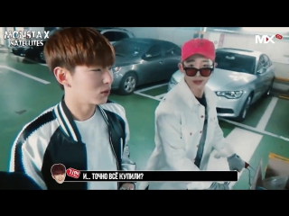 [b]ehind the scenes  ep.6 have a good dinner