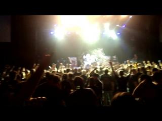 Soulfly в Москве 12 марта