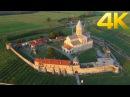 Alaverdy Monastery ალავერდის მონასტერი Монастырь Алаверди 4K aerial video DJI Inspire 1