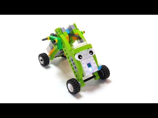 WeDo Inchworm LEGO WeDo