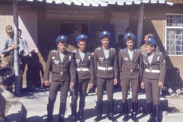 фото дембелей десантников в гражданке начале