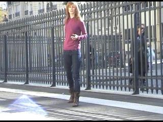 Юлия Плотникова. Improvisation dans la RUE
