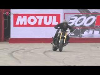 Stunter quốc tế trình diễn môtô mạo hiểm tại Hà Nội   Autof5