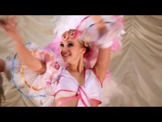 Majestic Dance Show - демо-ролик танцевальной программы из пяти номеров