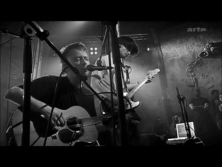 Radiohead Street Spirit Fade Out Live Acoustic at Le Réservoir Paris 2003