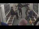 Скинхеды нападают. Полиция задержала неонацистов, которые атаковали приезжих в метро