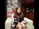 Entrevista con Lali Espósito.para El Observador Uruguay promocionando Permitidos