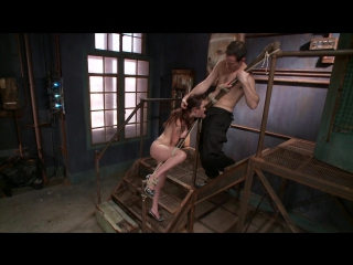 [bdsm house] training the new whore [fucked and bound]
