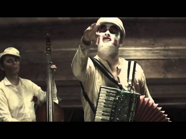 The Tiger Lillies Living Hell Official Music Video