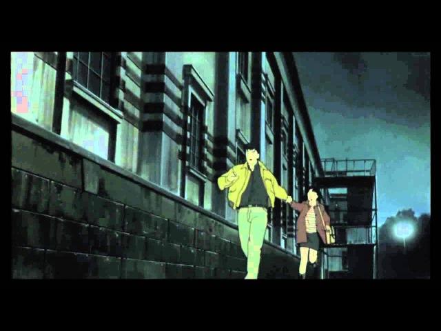Jin Roh english trailer HD