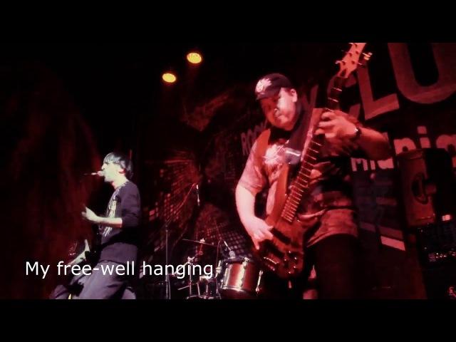 Ungraved Fudge lyric live video 20 06 2011 live Rock city
