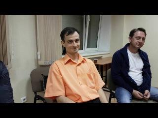 Отзыв Владимира  о занятиях на Лаборатории Коммуникации (тренер Иван Удодов)