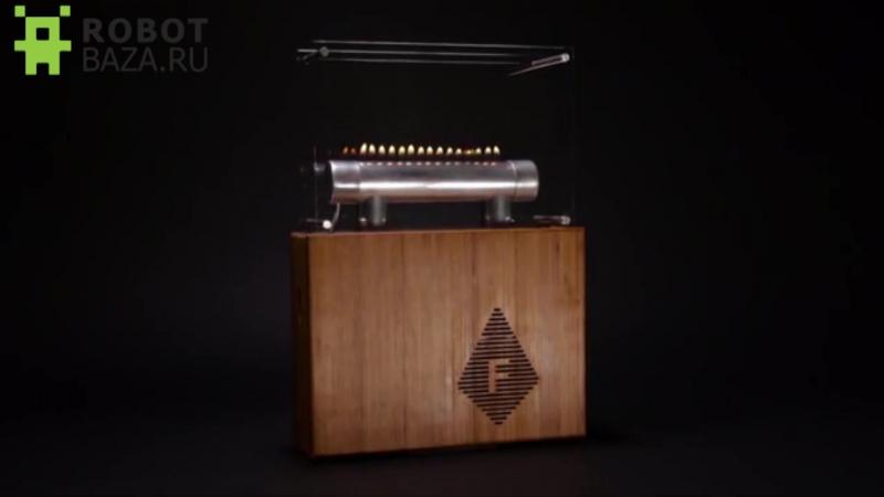 Аудиокамин Fireside Audiobox