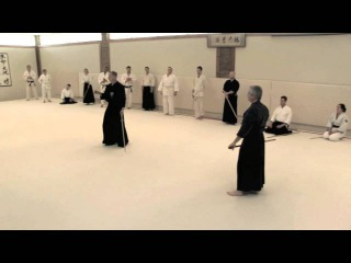 Traditional Jodo with Daniel Pearson Summer 2014 part 2