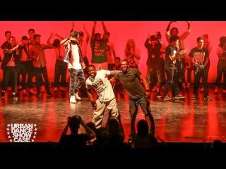 Bboy Junior -VS- Bboy Neguin / Freestyle Breaking Battle / 310XT FILMS / URBAN DANCE SHOWCASE