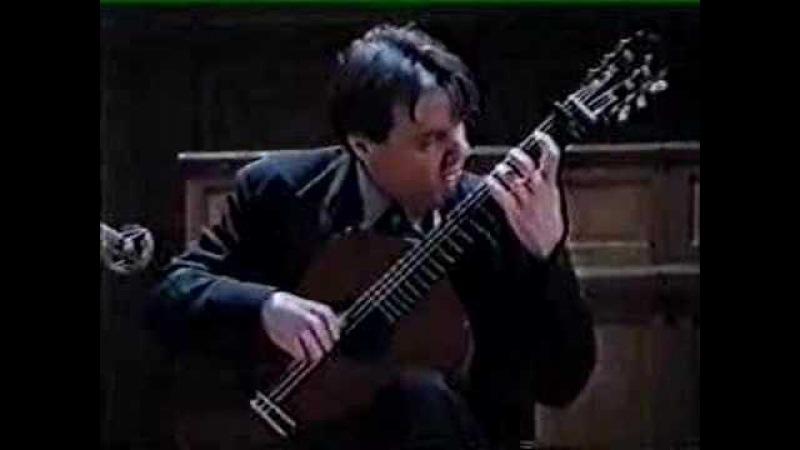 Carlo Marchione - G.Ph.Telemann - Fantasy No.7 for violin