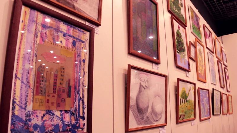 Выставка художественной мастерской Рисуй город [vk.com/salavatlife]