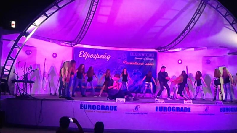 Еврогрейд 2016 к междунородный конкурс Болгария(Приморска)