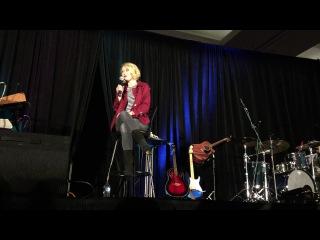 Emilie de Ravin Panel OUAT Vancouver 2017 - Part 1