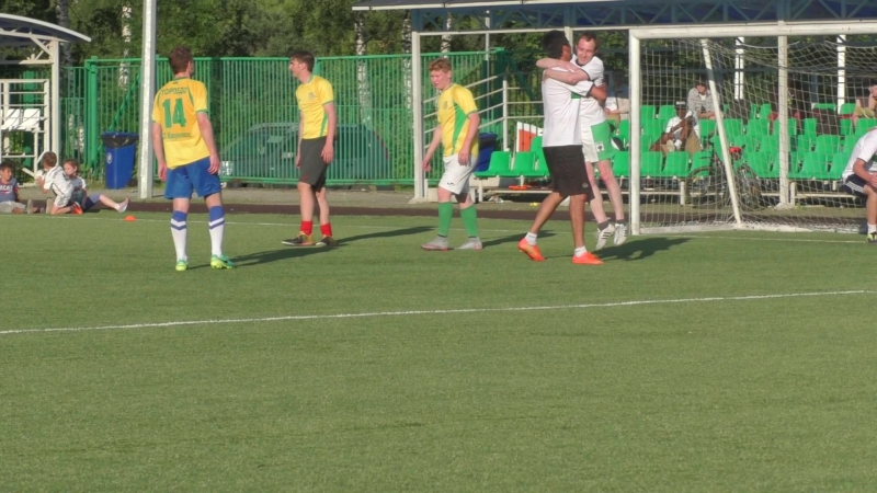 Торпедо-Жаворонки : Победа - 22.07.17 - гол 1-1