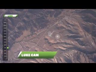 Люк Эйкинс ( Luke Aikins ) прыгнул с высоты 7,6 км и приземлился без парашюта