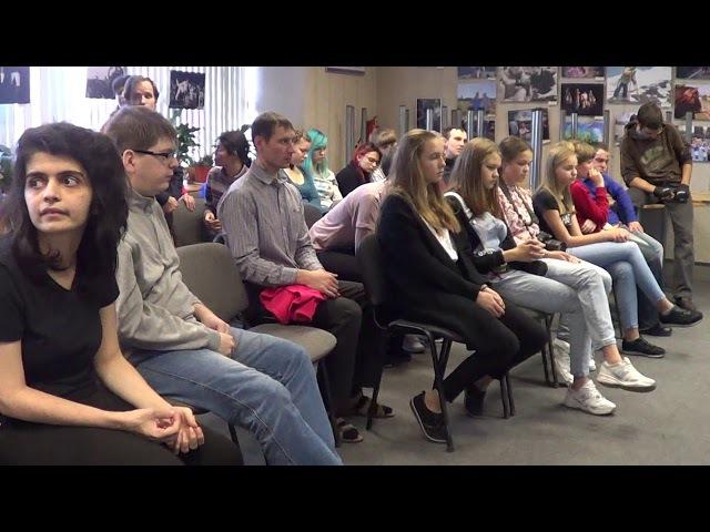 Концерт воспитанников подроскового клуба альбатрос 25 10 2017