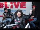 Наташа Королёва - Желтые тюльпаны LIVE @ Авторадио