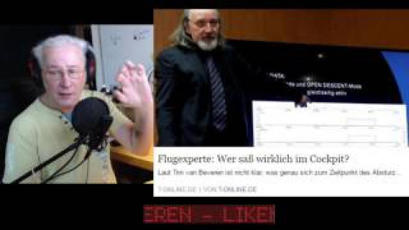 Lubitz Flugzeug Absturz England Berlin merkwürdige Dinge geschehen