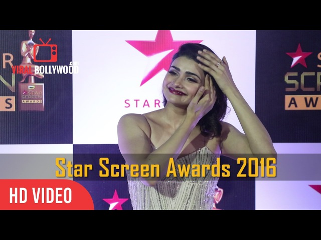 Прачи Десаи на Star Screen Awards 2016