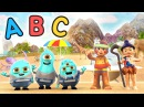 Alien Minion ABC Alphabet Song | Learn ABC's with the Minions | New Blue Minions