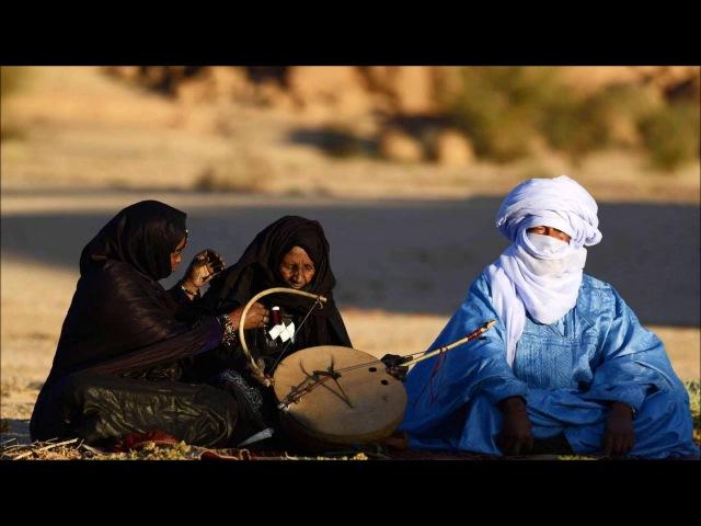 Musique blues du Sahara Algerien – Meditation depaysement